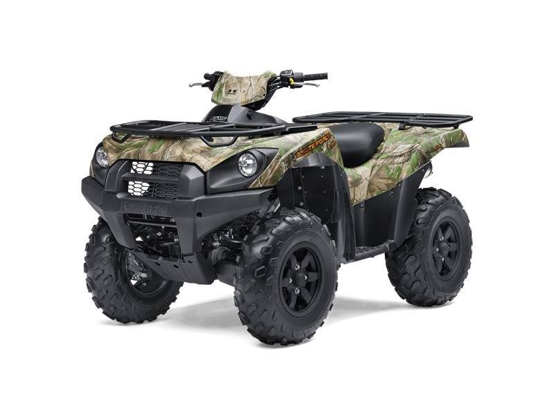 2016 Kawasaki Brute Force 750 4x4i EPS Camo in Kingsport, Tennessee