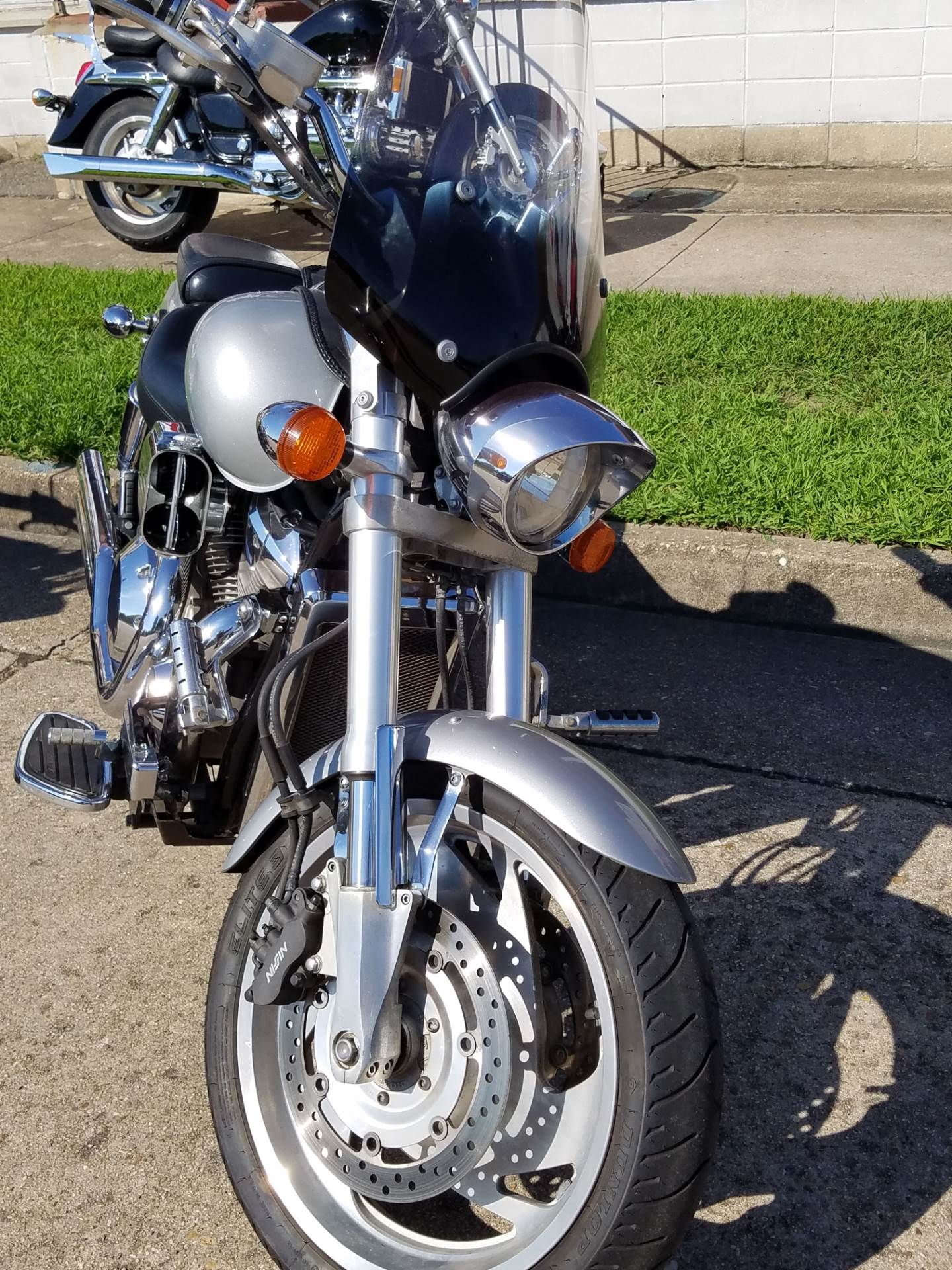 2002 Honda VTX1800 in Norfolk, Virginia
