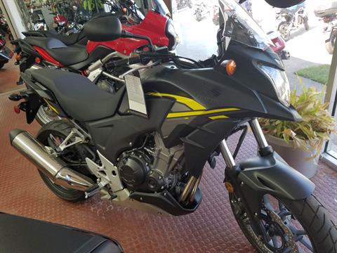 2015 Honda CB500X ABS in Norfolk, Virginia