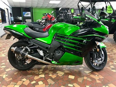 2015 Kawasaki Ninja® ZX™-14R ABS in Gonzales, Louisiana