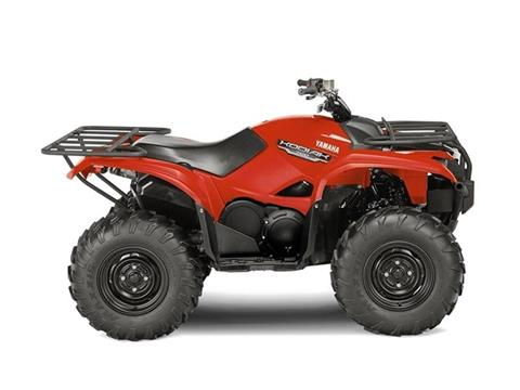2016 Yamaha Kodiak 700 in Jonestown, Pennsylvania