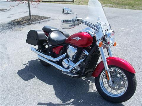 2010 Kawasaki Vulcan® 900 Classic in Jonestown, Pennsylvania