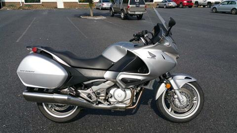 2010 Honda NT700V in Jonestown, Pennsylvania