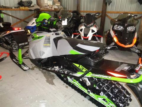"2018 Arctic Cat ZR 8000 137"" SP ES ER  in Hillsborough, New Hampshire"