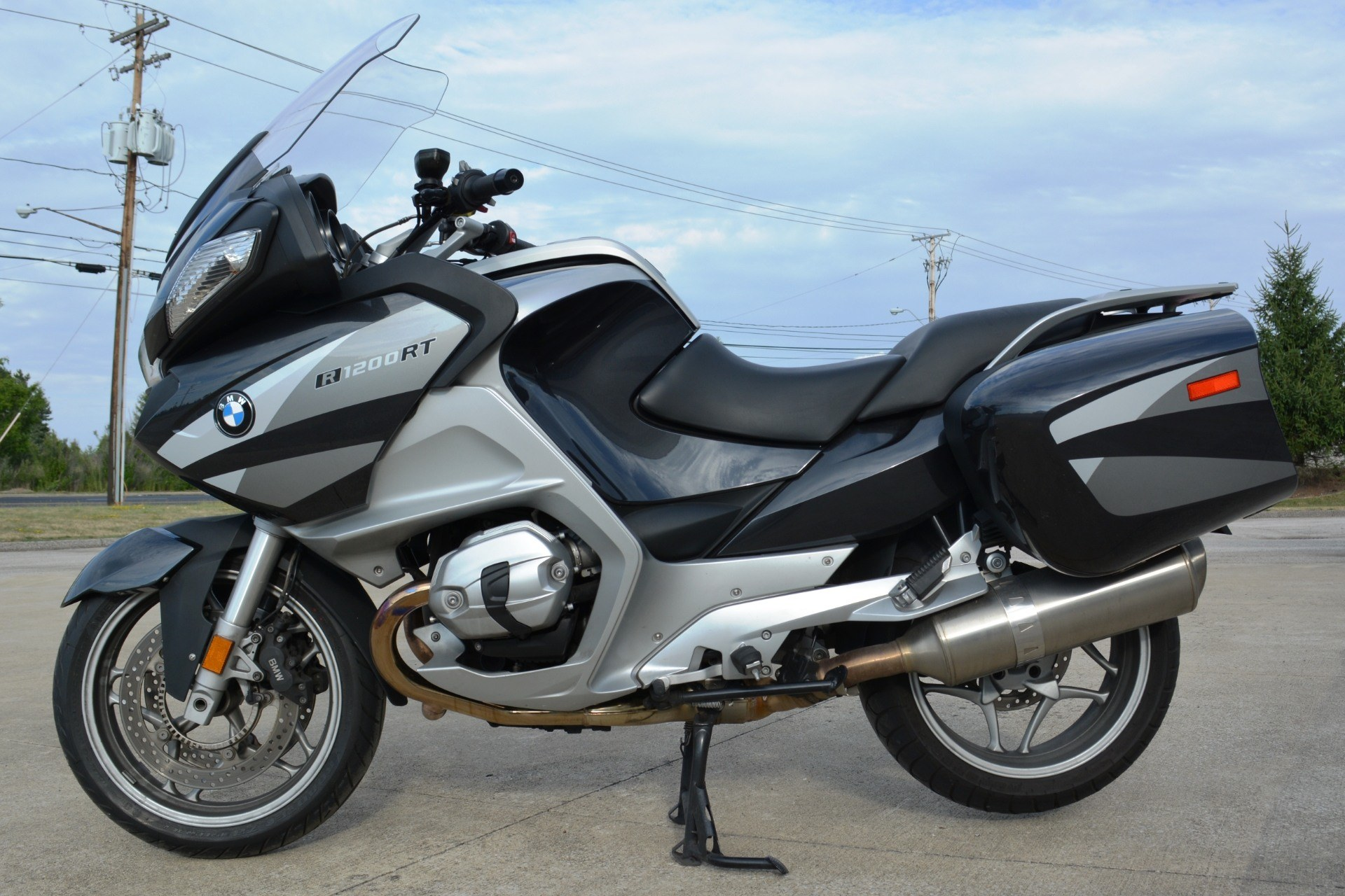 2011 BMW R 1200 RT in Aurora, Ohio
