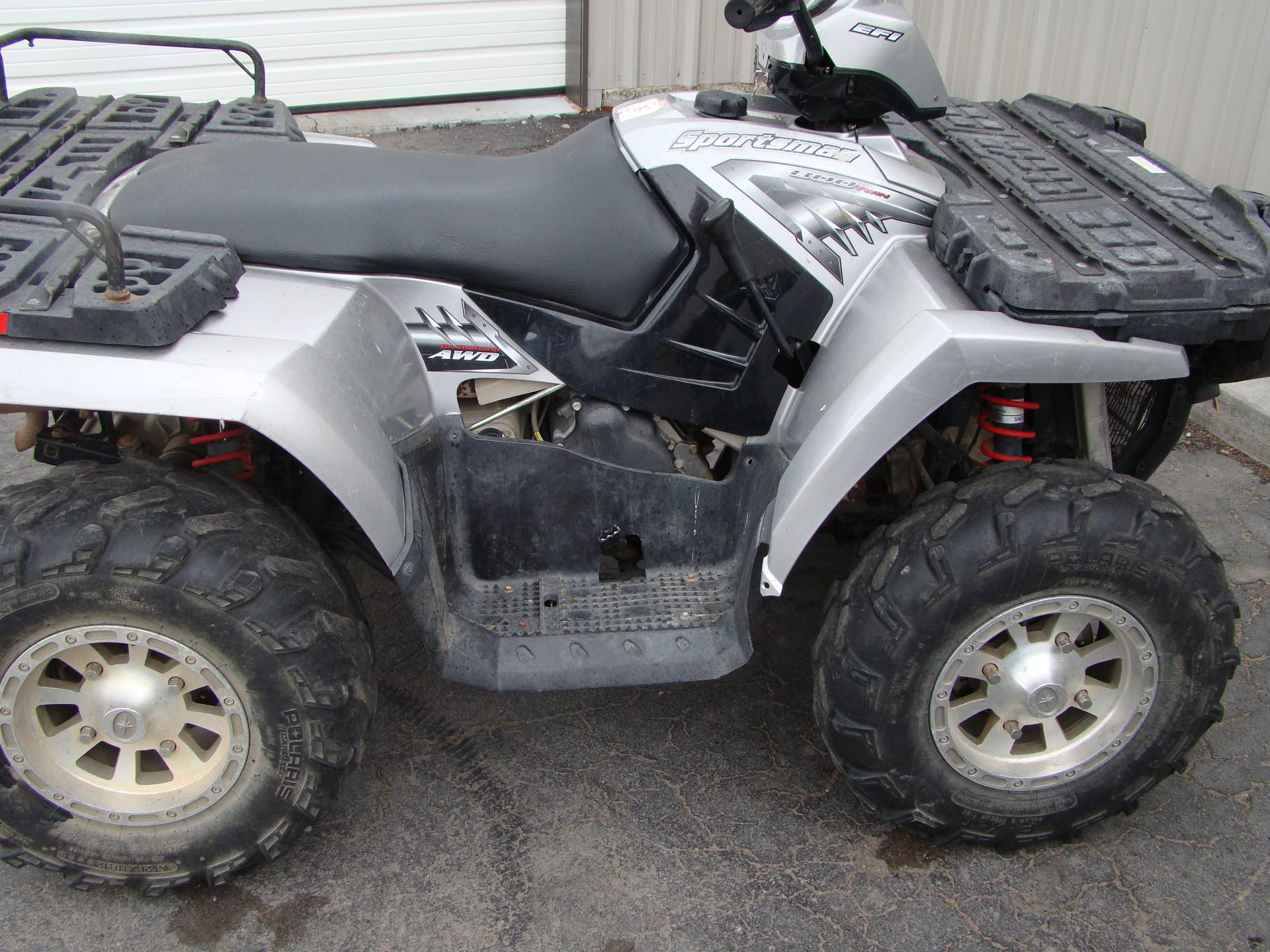 2006 Polaris Sportsman 800  EFI in Evanston, Wyoming