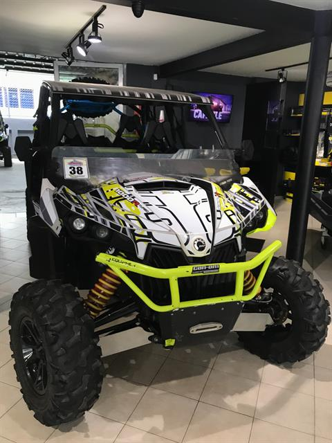 2016 Can-Am Maverick MAX Turbo 1000R in Residencial Santo Domingo, Santo Domingo Oeste