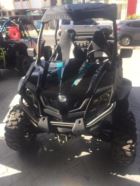 2014 CFMOTO ZForce 800EX in Residencial Santo Domingo, Santo Domingo Oeste
