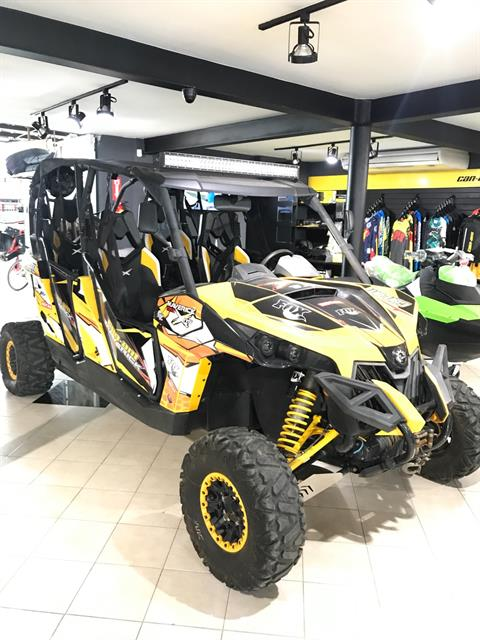 2014 Can-Am Maverick™ Max X® rs DPS™ 1000R in Residencial Santo Domingo, Santo Domingo Oeste