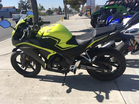 2016 Honda CBR300R ABS in Fontana, California