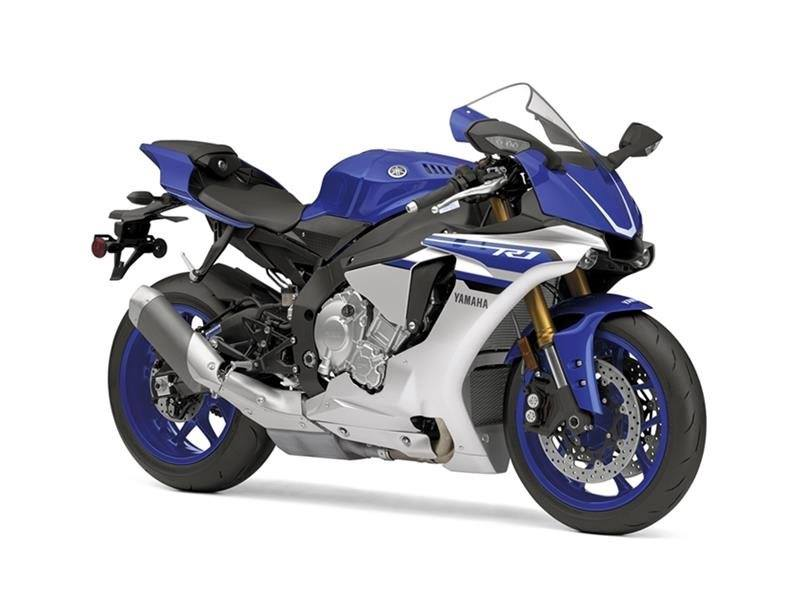 2016 Yamaha YZF-R1 in Fontana, California