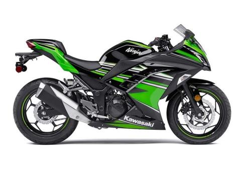 2016 Kawasaki Ninja 300 ABS KRT Edition in Fontana, California