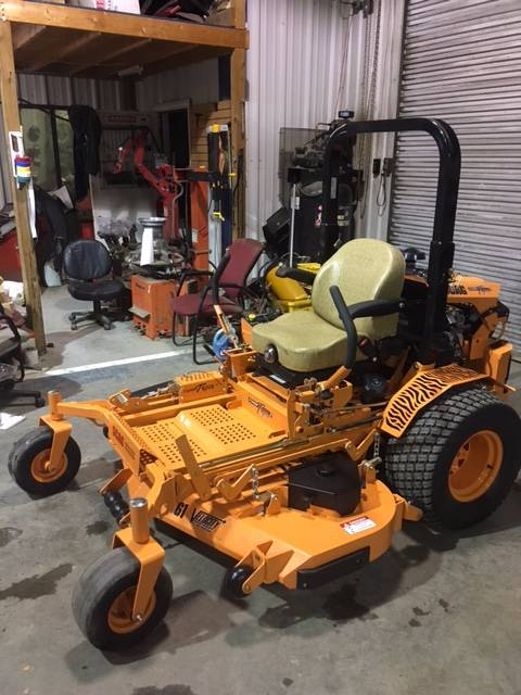 2016 SCAG Power Equipment Turf Tiger II in Pound, Virginia