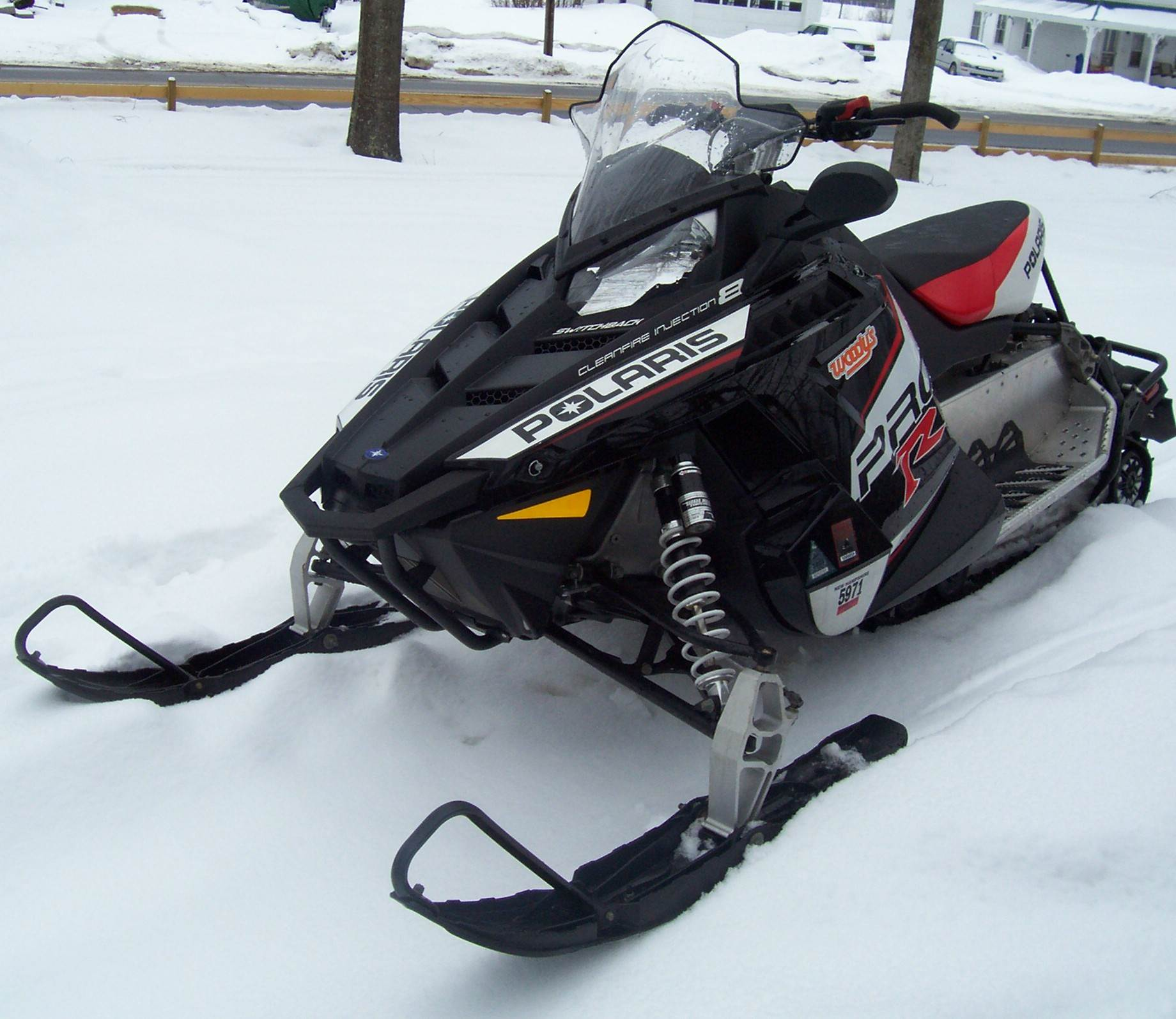 2013 Polaris Pro R in Center Conway, New Hampshire