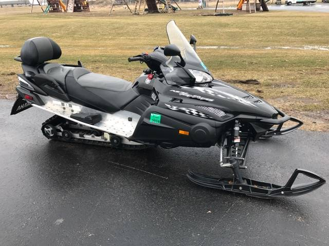 2007 Yamaha RS Venture GT in Appleton, Wisconsin