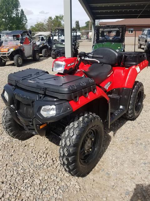 2012 Polaris Sportsman X2 550 in Hotchkiss, Colorado