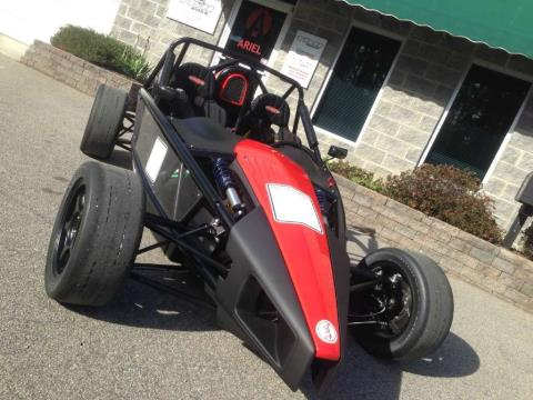 2016 Ariel Corporation Atom in Wichita Falls, Texas