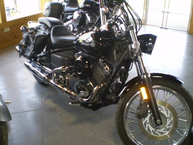 2008 Yamaha V Star 650 in Lancaster, New Hampshire