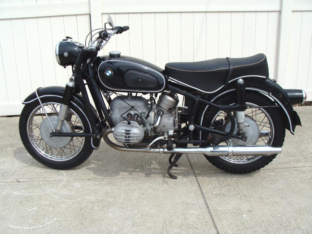 Bmw Pre Owned >> 1969 BMW R60/2 Motorcycles Lithopolis Ohio