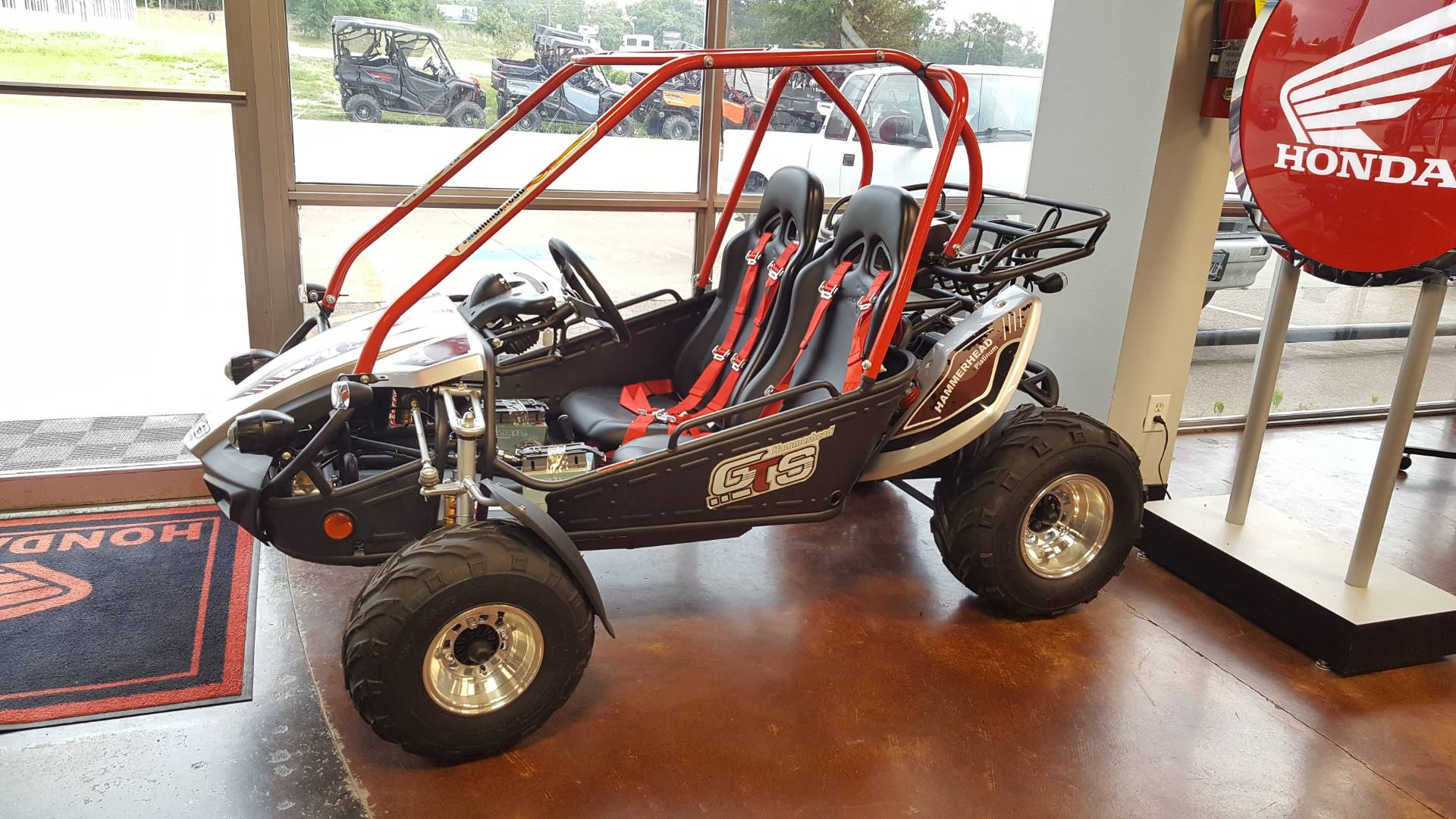 2015 Hammerhead Off-Road GTS Platinum Edition in Tyler, Texas