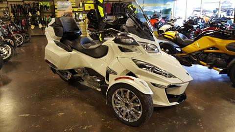 2017 Can-Am Spyder RT Limited in Tyler, Texas
