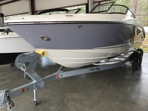 2017 Sea Ray SLX 230 in Madisonville, Louisiana