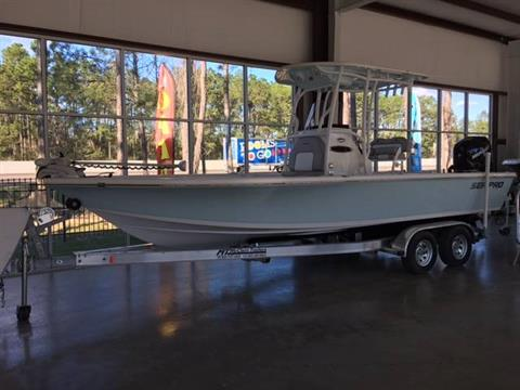 2017 Sea Pro 248 DLX in Madisonville, Louisiana