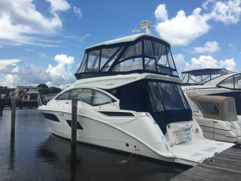 2016 Sea Ray 400 Fly in Madisonville, Louisiana