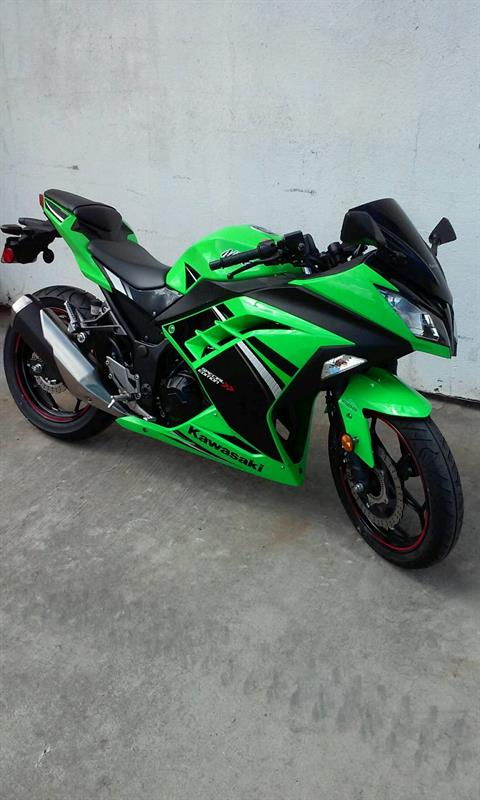 2014 Kawasaki Ninja® 300 ABS SE in Yuba City, California