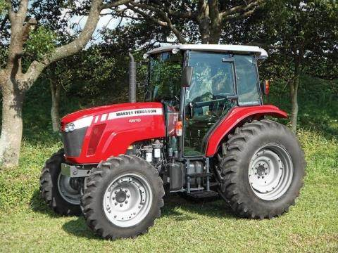2017 Massey Ferguson MF4610 in Hazlehurst, Georgia