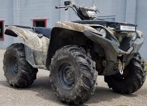 2016 Yamaha Grizzly EPS in Brilliant, Ohio
