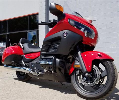 2013 Honda Gold Wing® F6B Deluxe in Brilliant, Ohio