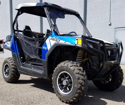 2014 Polaris RZR® 800 EPS LE in Brilliant, Ohio