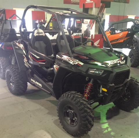 2017 Polaris RZR S 900 EPS in Brilliant, Ohio