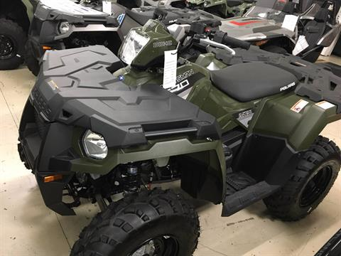2016 Polaris Sportsman 570 EPS in Corona, California