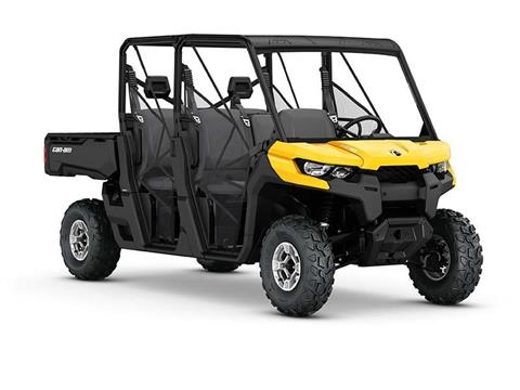 2017 Can-Am Defender MAX DPS HD10 in Ontario, California