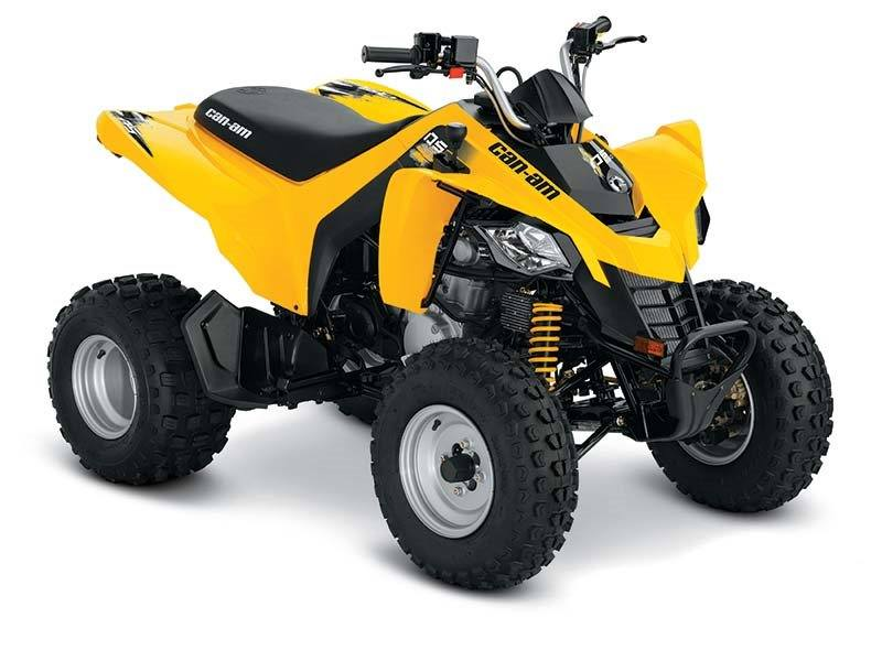 2017 Can-Am DS 250 in Ontario, California
