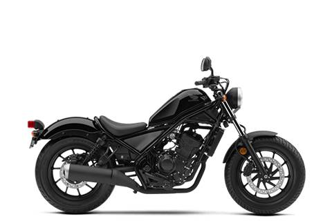 2017 Honda Rebel 300 in Ontario, California