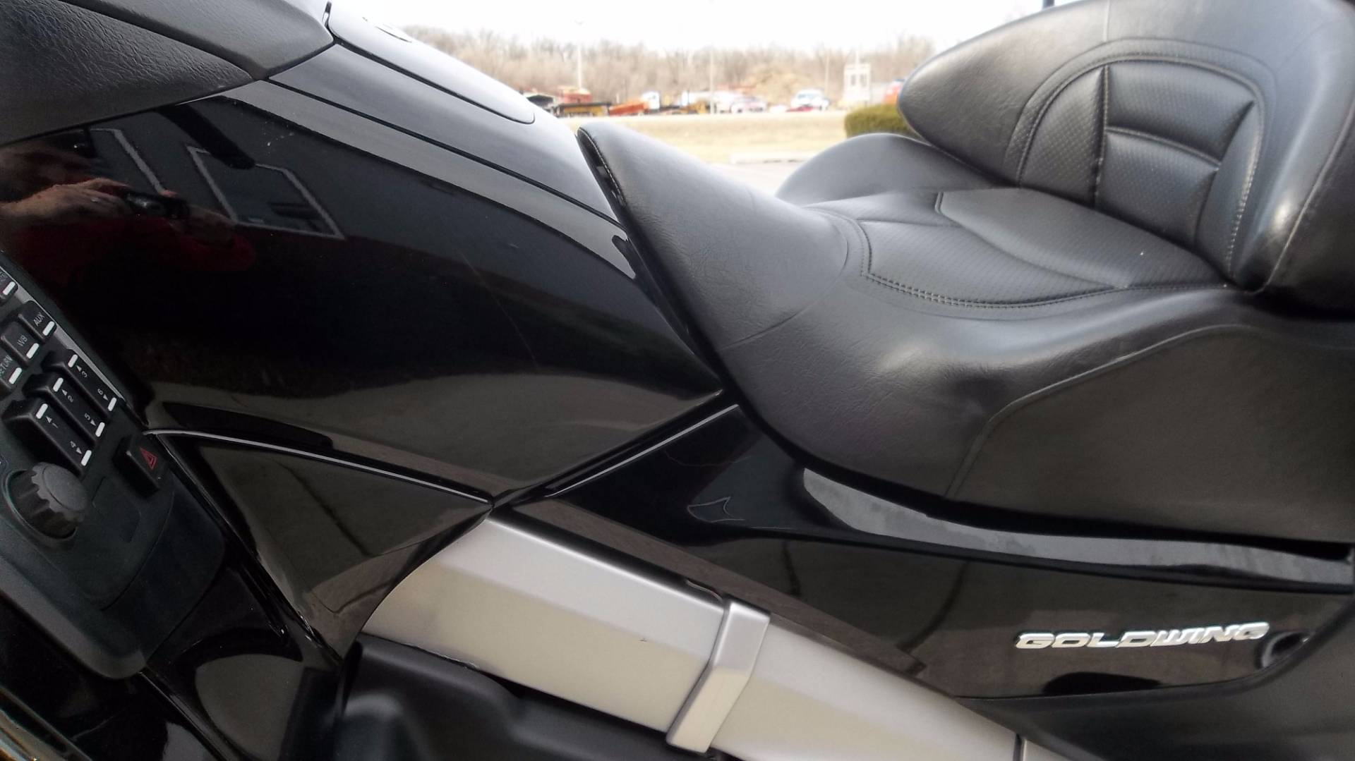 2015 Honda Gold Wing® Audio Comfort in Janesville, Wisconsin