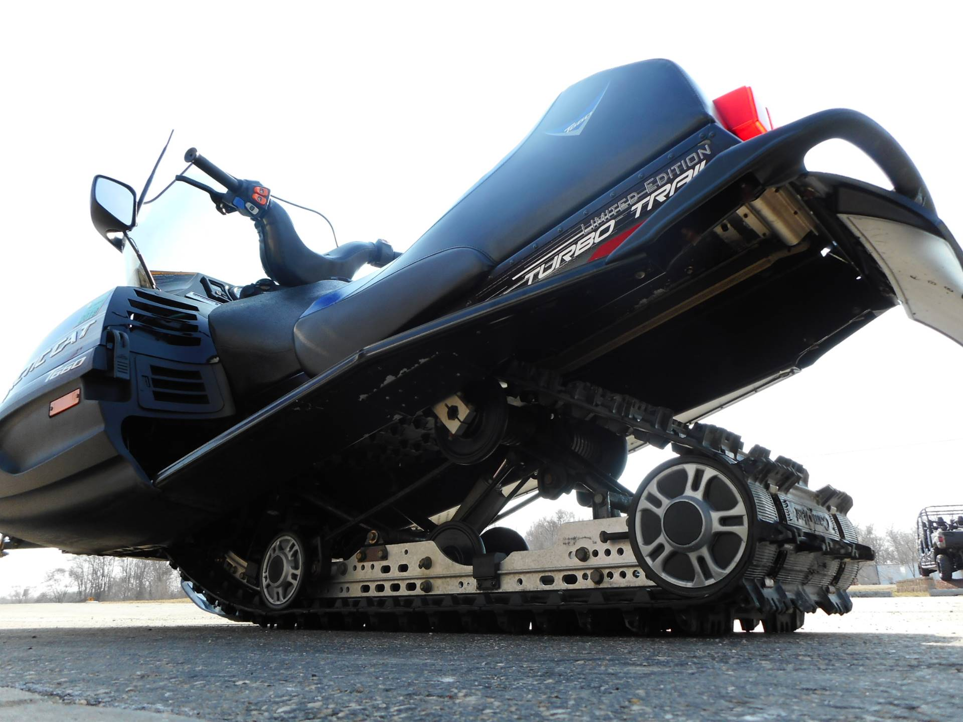 2006 Arctic Cat T660 Turbo LE in Janesville, Wisconsin