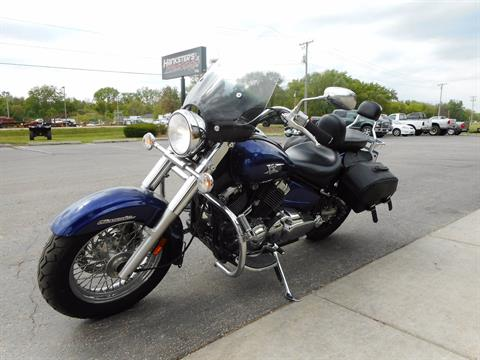 2008 Yamaha V Star® Classic in Janesville, Wisconsin