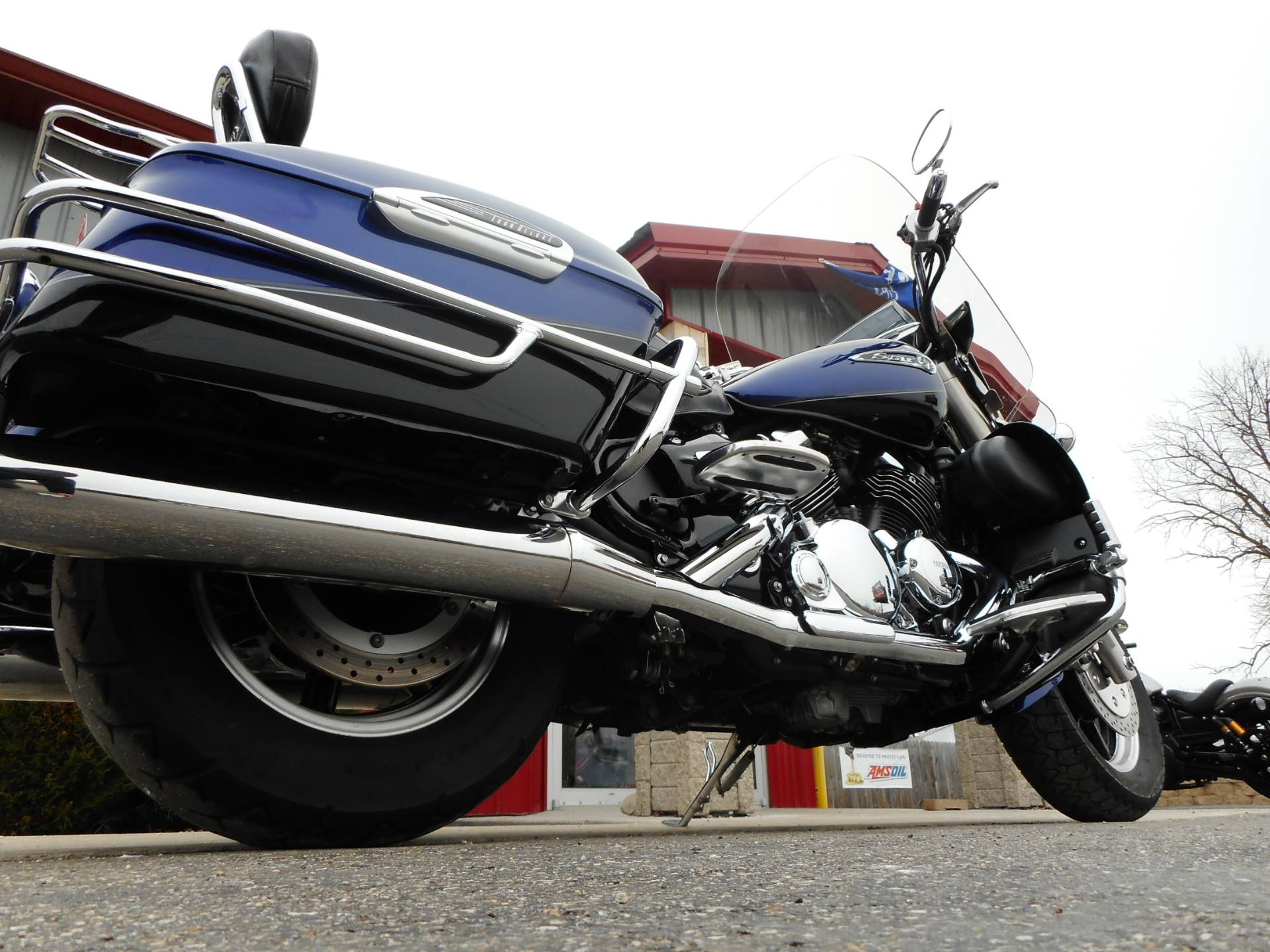 2008 Yamaha Royal Star® Tour Deluxe in Janesville, Wisconsin