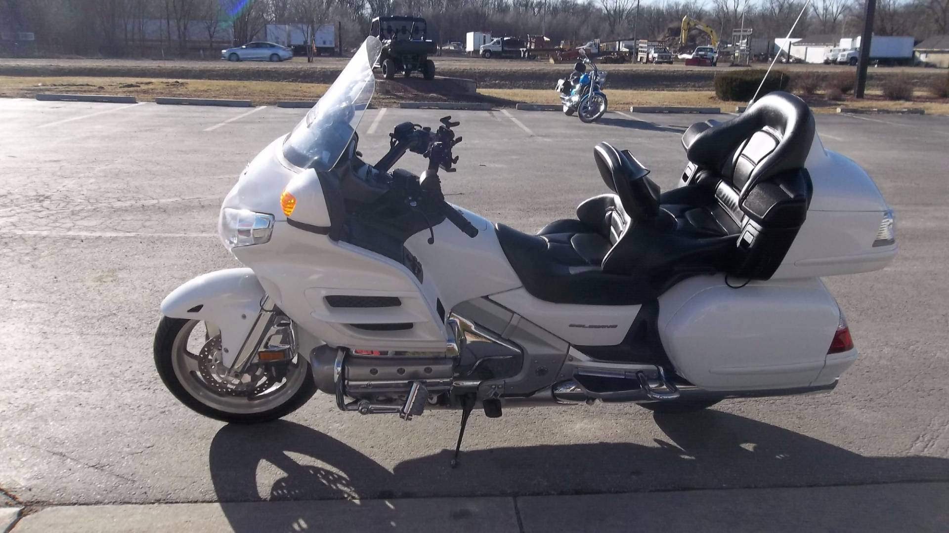 2006 Honda Gold Wing® Premium Audio in Janesville, Wisconsin