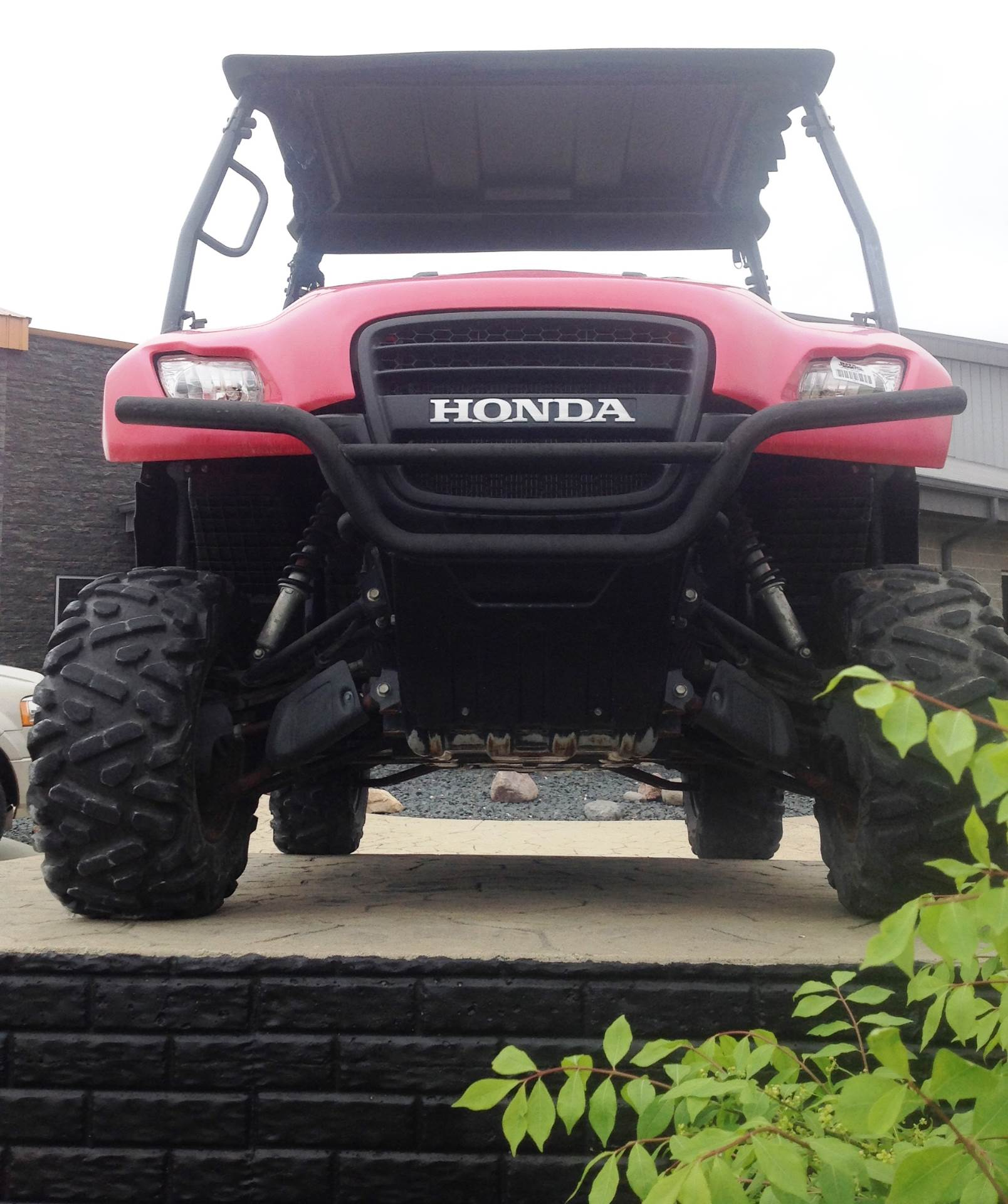 2011 Honda Big Red in Ottumwa, Iowa