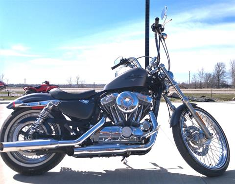 2016 Harley-Davidson XL 1200 V 72 in Ottumwa, Iowa