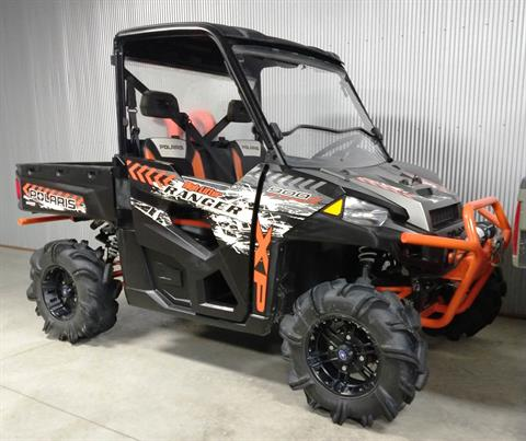 2016 Polaris Ranger XP 900 EPS High Lifter Edition in Ottumwa, Iowa