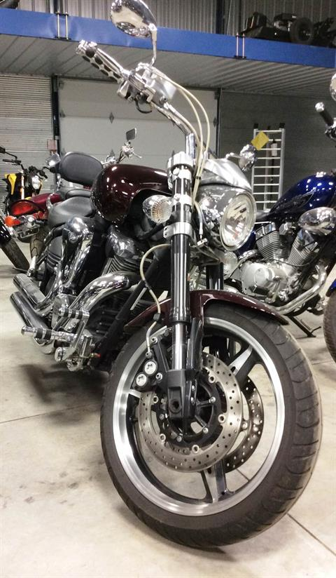 2005 Yamaha Road Star Midnight Warrior in Ottumwa, Iowa