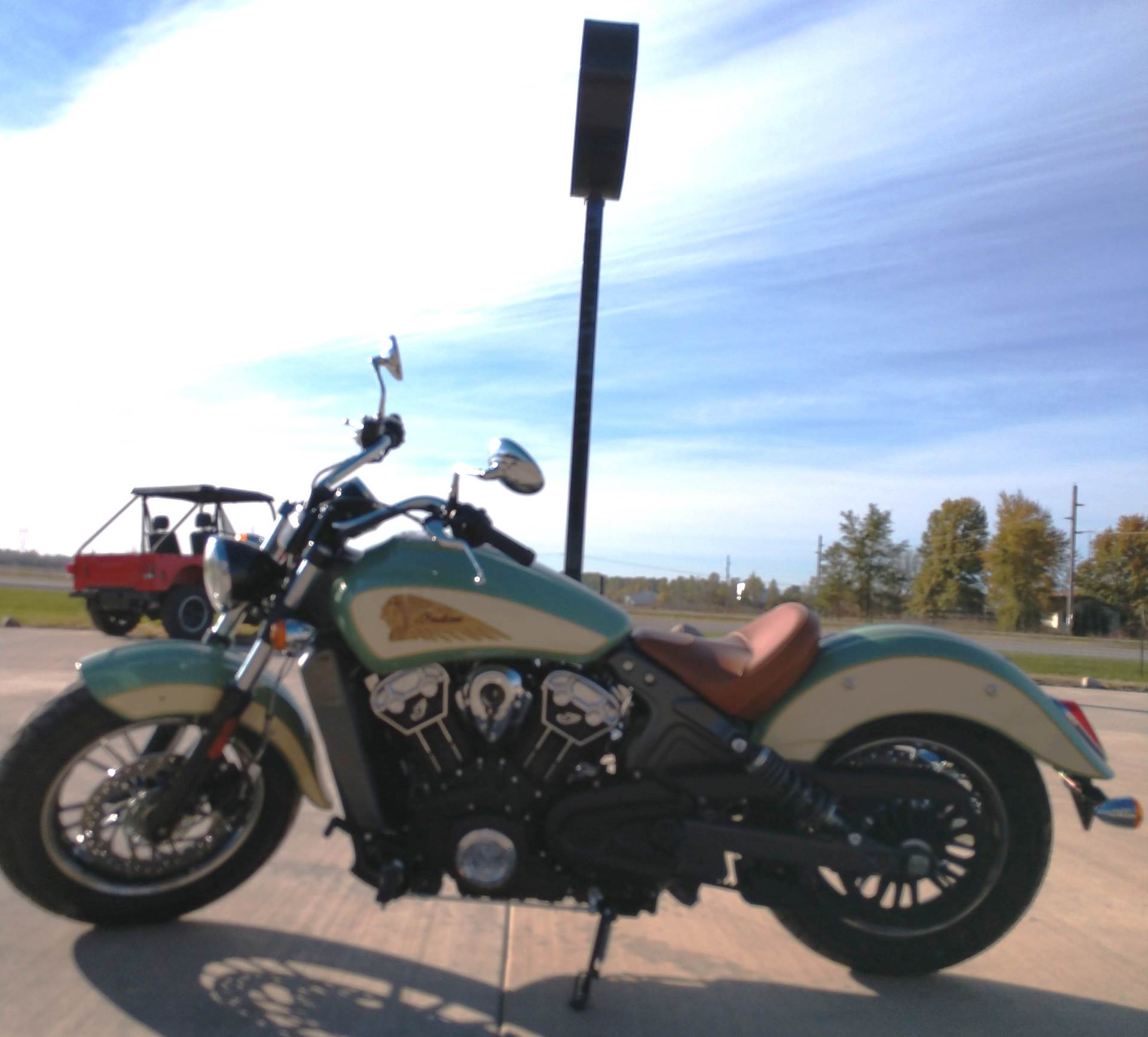 2019 Indian Scout® ABS in Ottumwa, Iowa