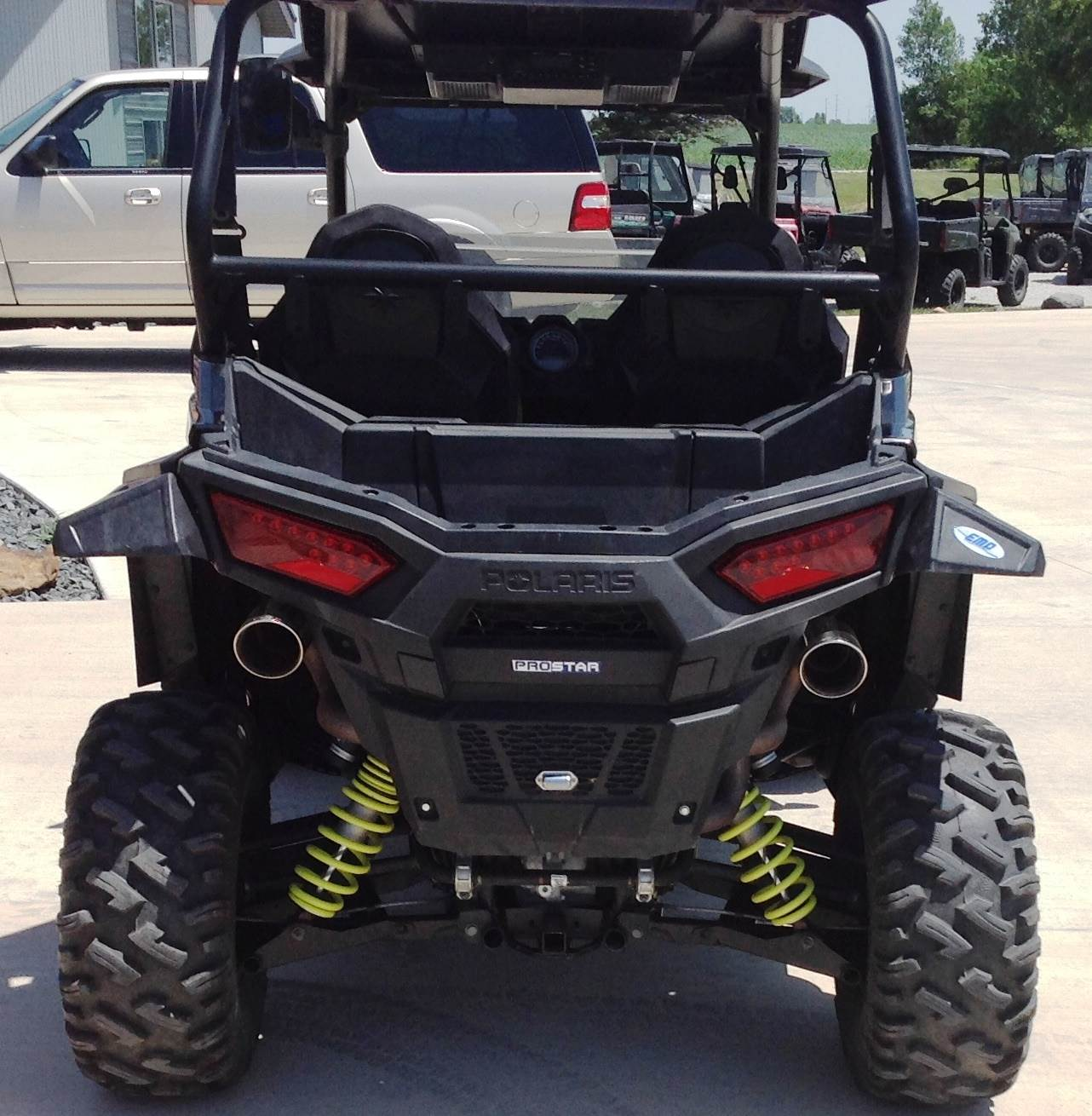 2015 Polaris RZR® 900 EPS in Ottumwa, Iowa