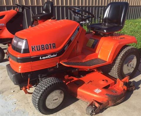 1998 Kubota G2000 HST in Fairfield, Illinois